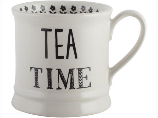 Stir It Up Mug Tea Time