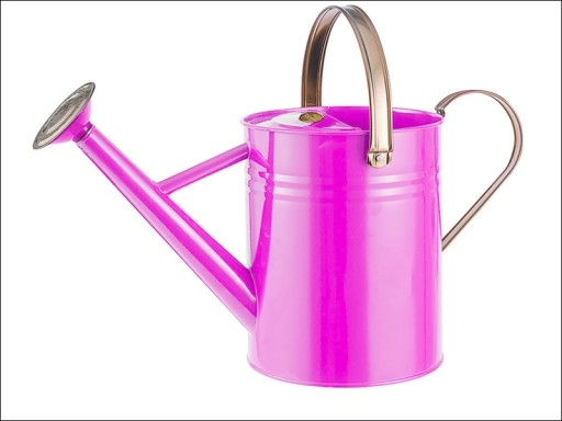 Watering Can Bright Pink