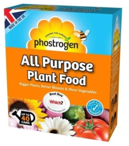 Phostgn Soluble Plant Food 40 Can