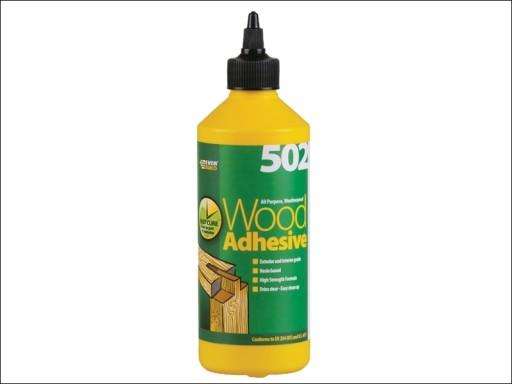 Everbld 502 A/P Waterproof Wood Adhes. 500Ml N