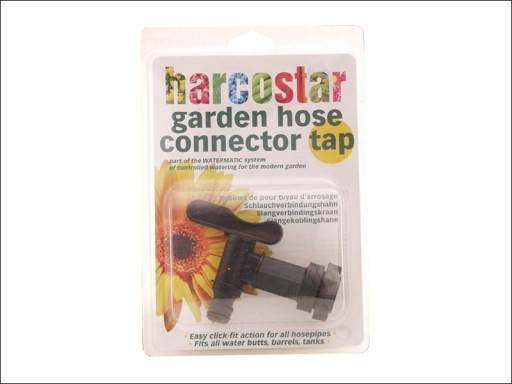 Harcost 930210 Water Butt Hose Tap P