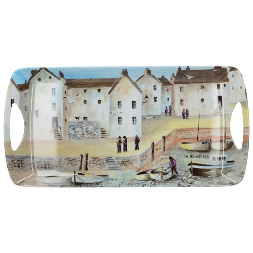 Creative Tops Cornish Harbour Small Handled Tray
