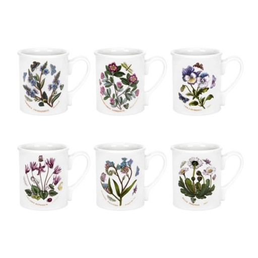 Portmeirion Botanic Garden Breakfast Mug 9oz Single