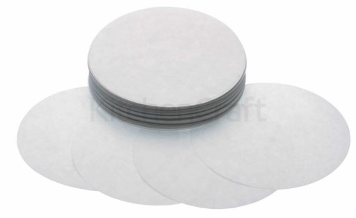 Wax Discs Suitable For Burger Press
