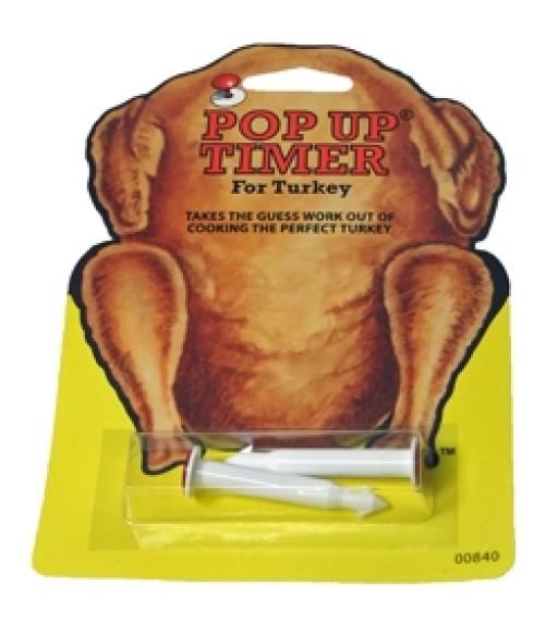 Pop Up Timer For Turkey