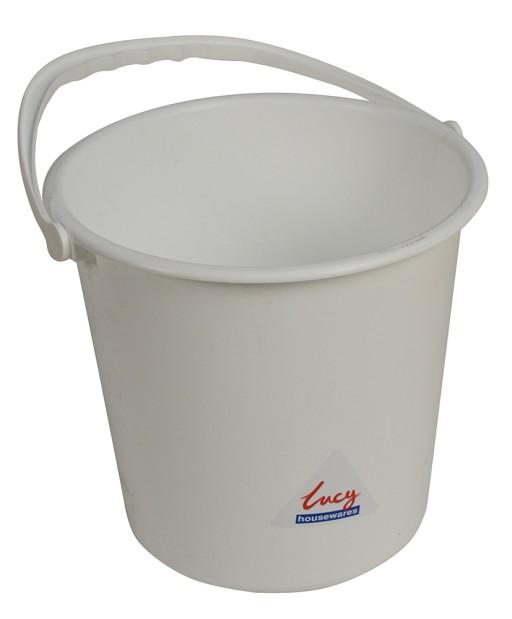 Bucket White 9L