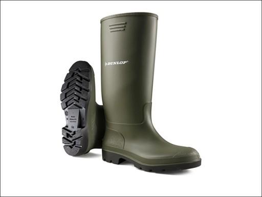 Wellington Boots Size 11 Dunlop