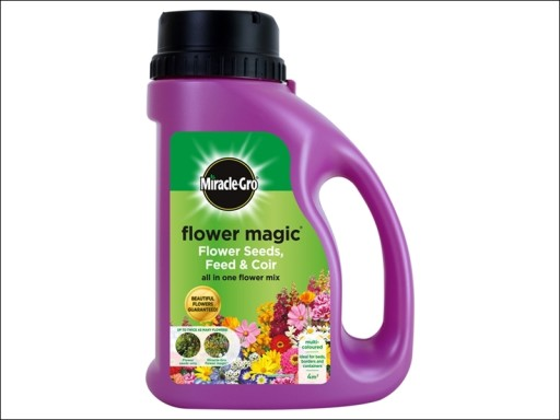 Miracle Gro Flower Magic - 1kg - Multi Mix