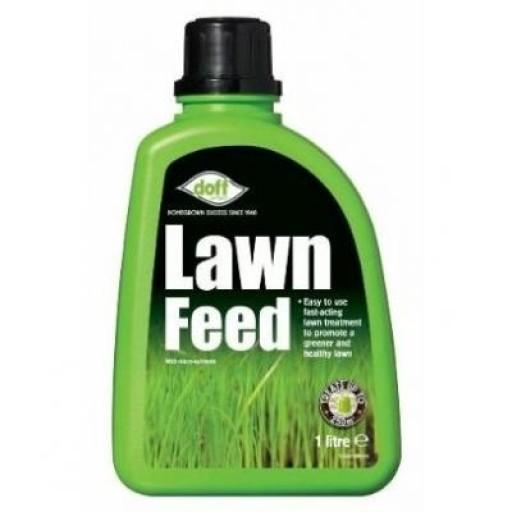 Lawn Feed Doff
