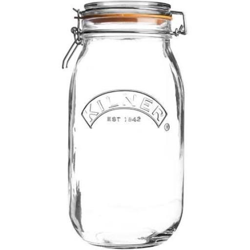 Kilner Jar Clip Top 2Ltr