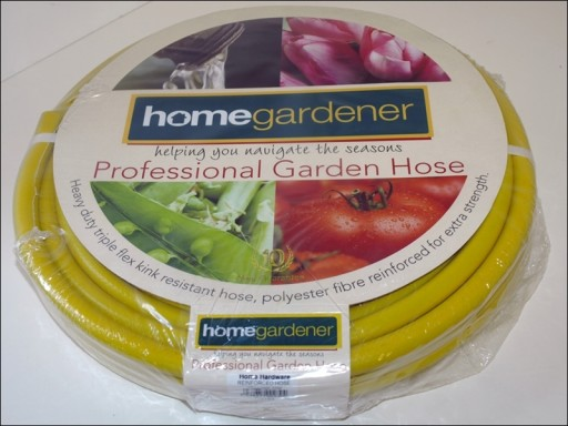 Homgard Z0208 Reinforced Hose Yellow 15M P
