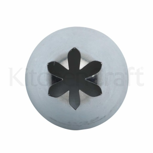 Icing Nozzle Closed Star 4Mm