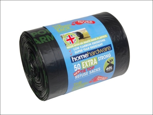 Home Green Extra Strong Tie Refuse X50 P