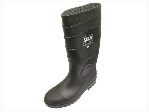 Scan Wellington Boots Size 10