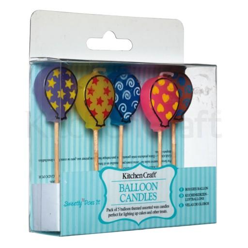 Candles Balloon