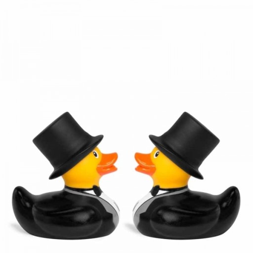 Duck Deluxe Mini Groom & Groom Set