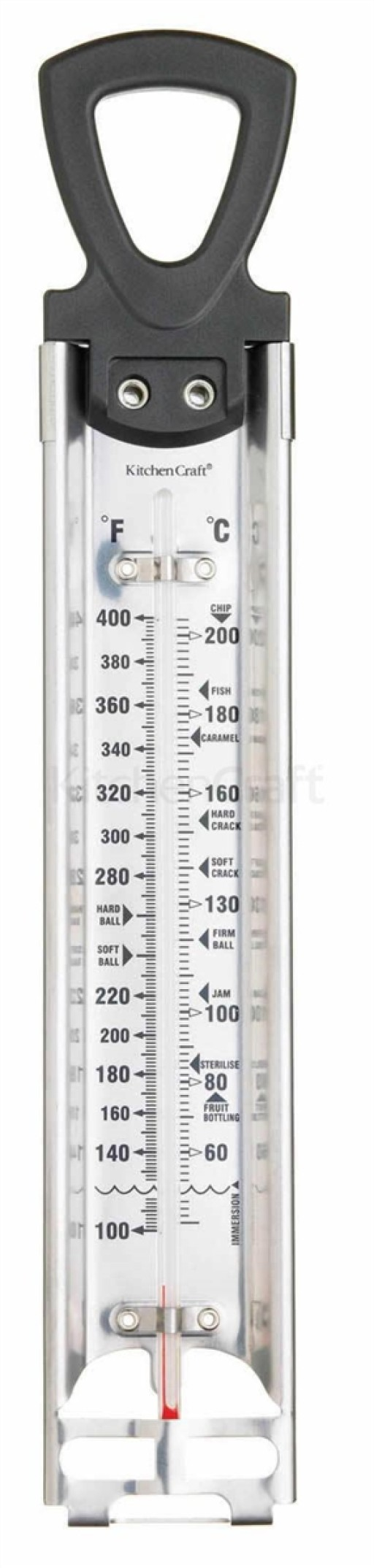 Thermometer Deep Fry & Jam S/S