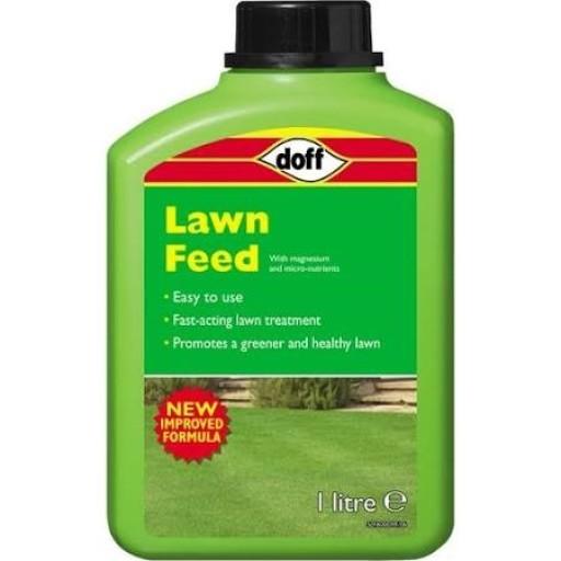 Doff Lawn Feed Liquid