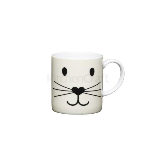 Kc Espresso Mug Cat Face