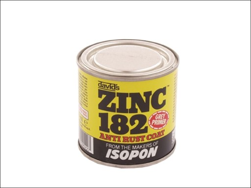 Isopon Z182/S Zinc Anti-Rust Coat 250Cc