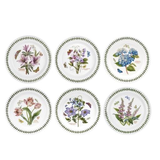 Botanic Plate All Designs