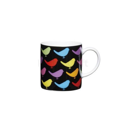 Kc Espresso Mug Birds