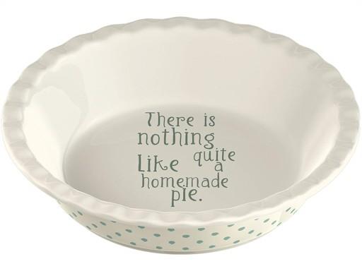 Ka Cottage Flower Pie Dish