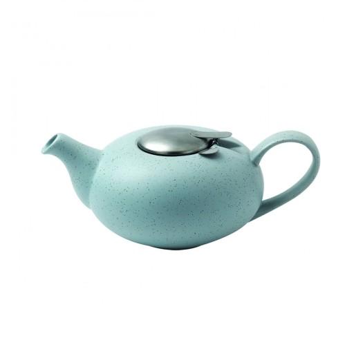Teapot Filter Pebble Light Blue