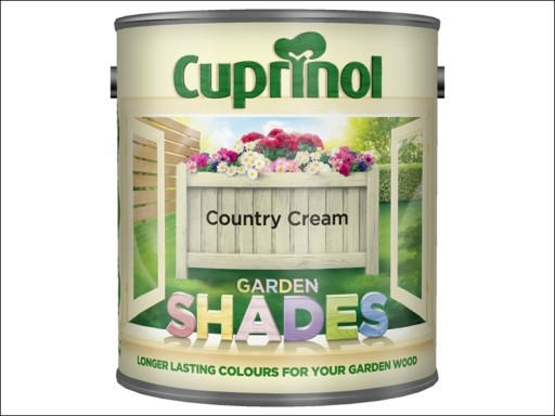 Cuprinol Shades Country Cream 1L