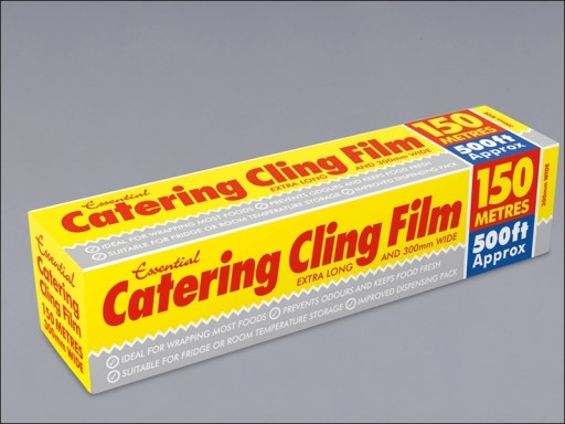Essentl Pecln500 Cling Film 300Mm X 150M C