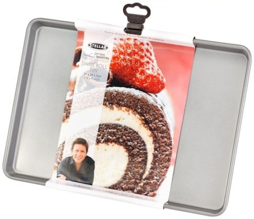 Stellar Swiss Roll Tin