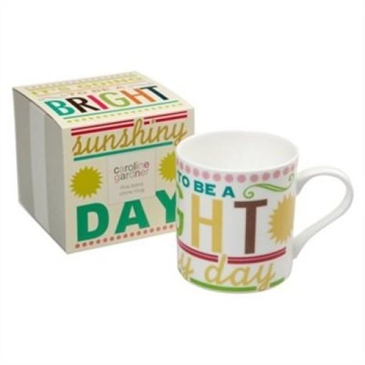 Caroline Gardner Sunshine Day Mug