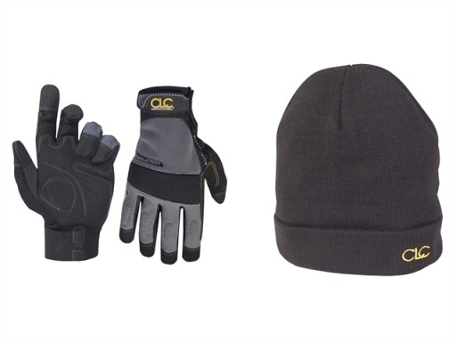 Clc Gloves & Beanie Hat