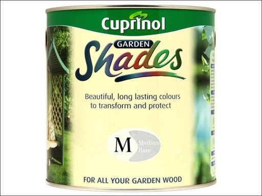 Cup Shades Base M 2.5Ltr