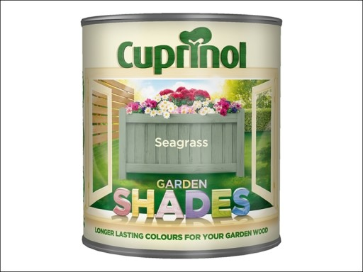 Cuprinol Shades Seagrass 1Ltr