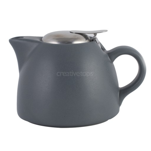 La Cafetiere Barcelona 900ml Teapot Cool Grey