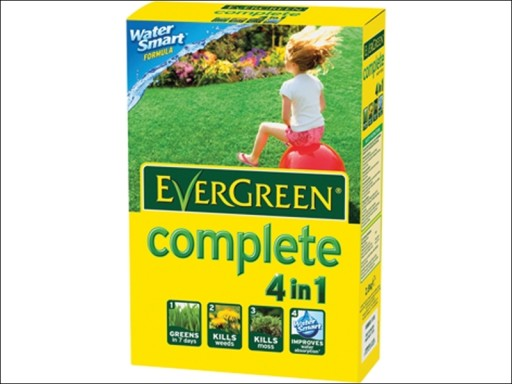 Evergreen Complete 4 in 1 80m2