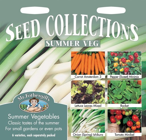 Summer Vegetable Collection