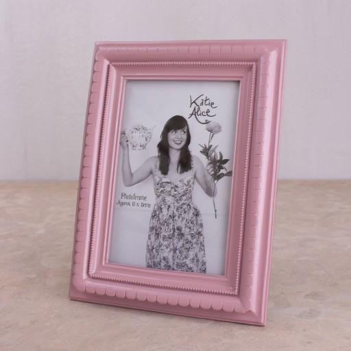 Katie Alice Frame Pink Rectangular