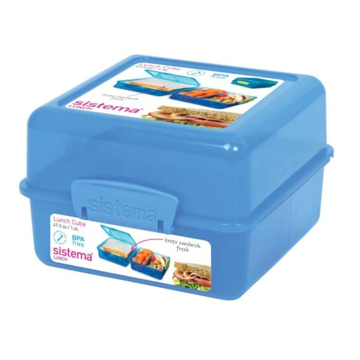 Sistema Lunch Box Cube