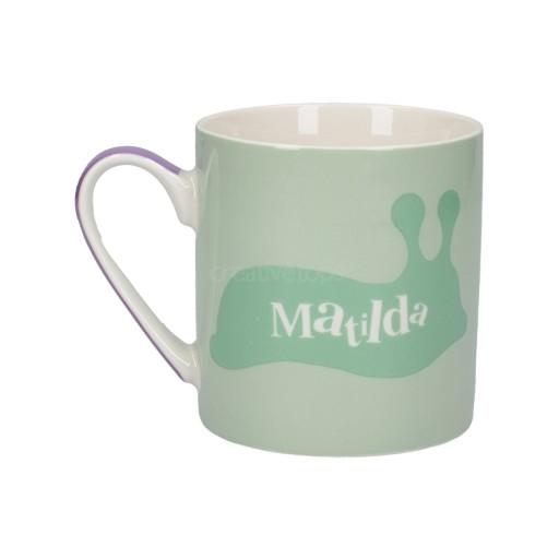 Matilda Can Mug In Window Box