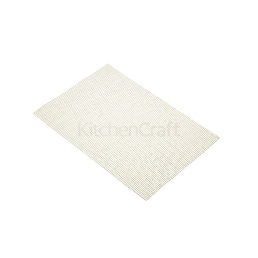 Placemat Woven Metallic Gold