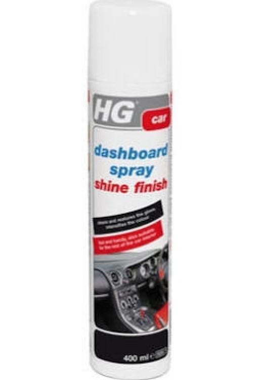 Hg Dashboard Spray Shine Finish