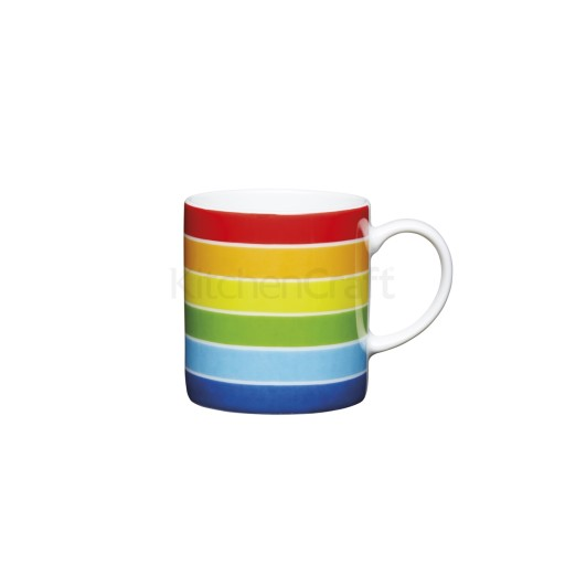 Kc Espresso Mug Rainbow