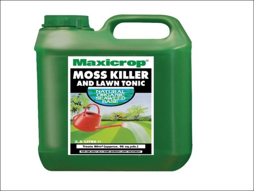 Maxicrp Moss Killer & Lawn Tonic 2.5L