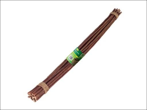 Gardman 08002 Willow Bean Sticks 180Cm X10