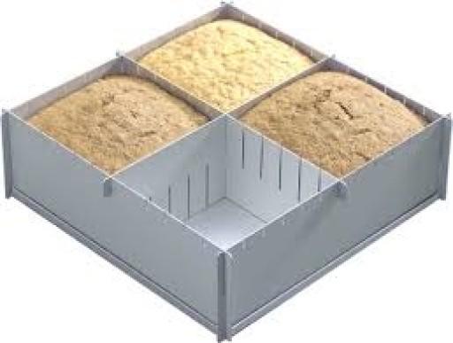 Silverwood Multisize Cake Pan