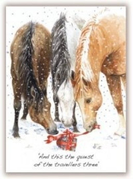 Peartree Christmas Cards Jw Travellers Three