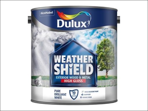 Dulux Weather Shield Gloss pbw 2.5L