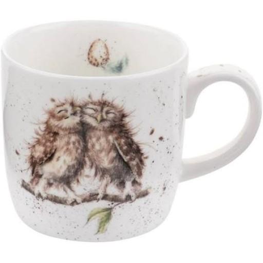 Wrendale Mug Birds Of A Feather